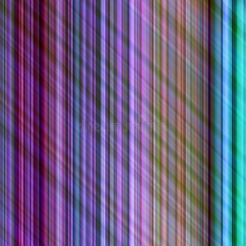 abstrakcjonistycznego kolorowe backgr linii ilustracja wektor
