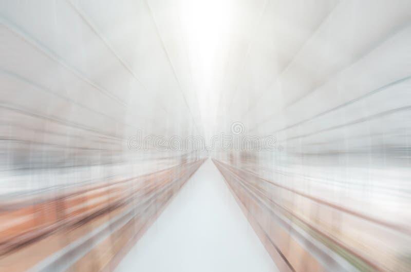 Abstrakcjonistycznego ruchu postu zamazany zaawansowany technicznie tło obrazy stock