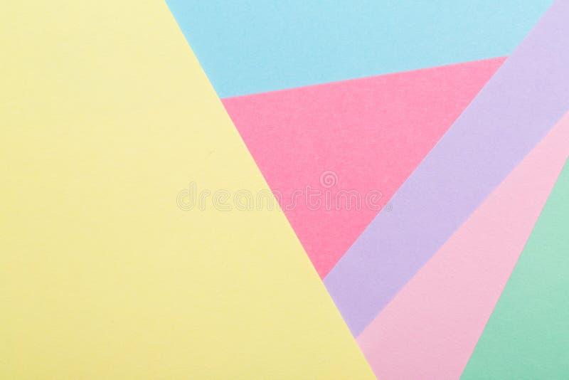 abstrakcjonistycznego tła geometryczny wzór obraz stock