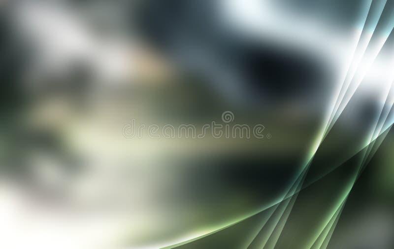 abstrakcjonistycznego tła kojąca tapeta obraz stock