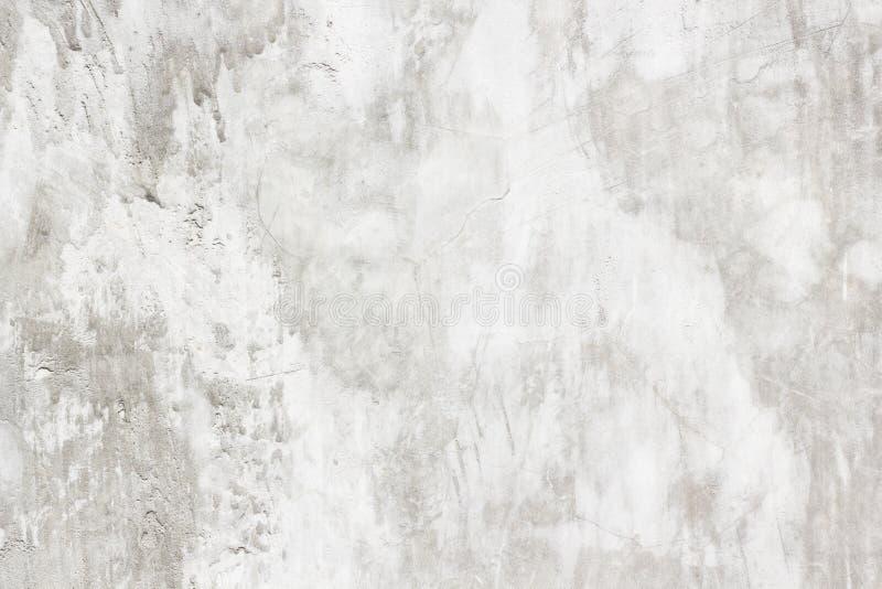 Abstrakcjonistycznego tła popielata ściana Betonowe ściany są gładkie, ponieważ lotniczy bąble I izoluje teksturę pęka Żadny pięk zdjęcie stock