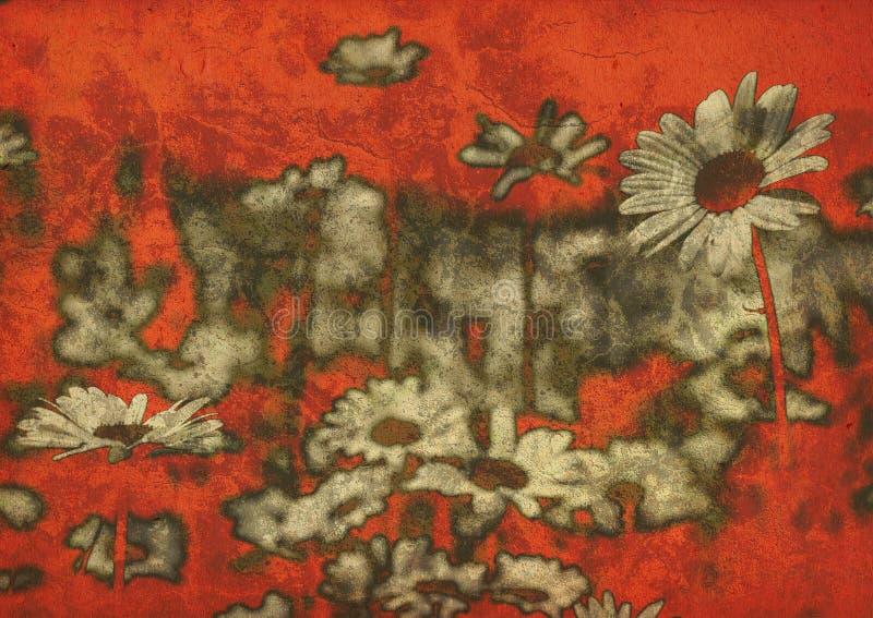 abstrakcjonistycznego tła znakomity grunge obraz stock