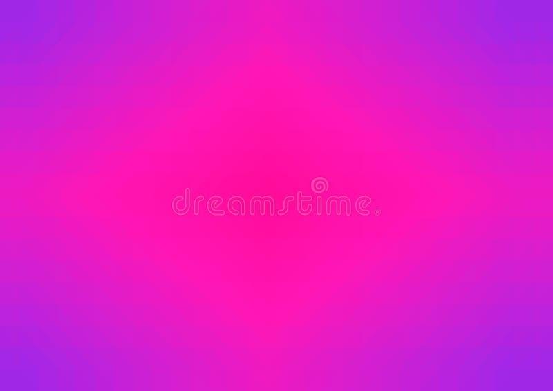 Abstrakcjonistycznego t?a klingerytu niskie poli- menchie, protonowe purpury Geometryczny tr?jk?towanie w purpur i czerwieni styl ilustracja wektor