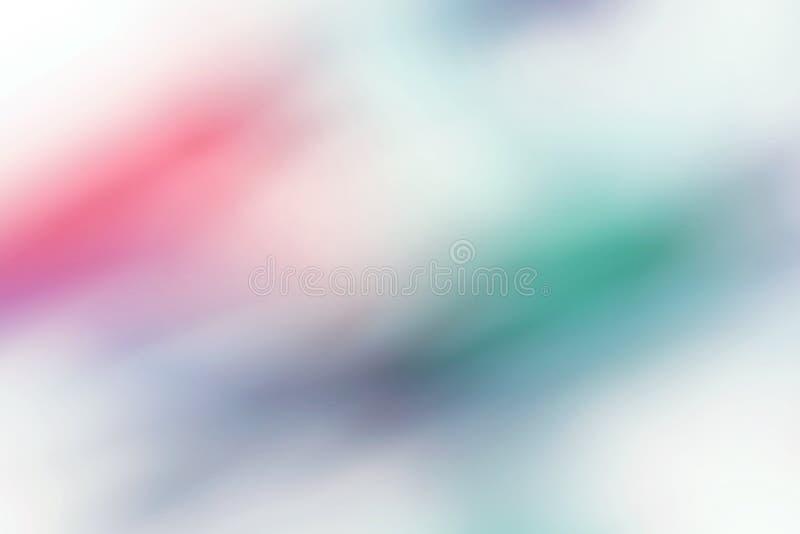 Abstrakcjonistycznego t?o tekstury plamy skutka pastelowi kolory zdjęcie royalty free