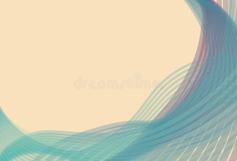 Download Abstrakcjonistycznego Tła Rozmyta Linia Ilustracja Wektor - Ilustracja złożonej z układ, arte: 13333322