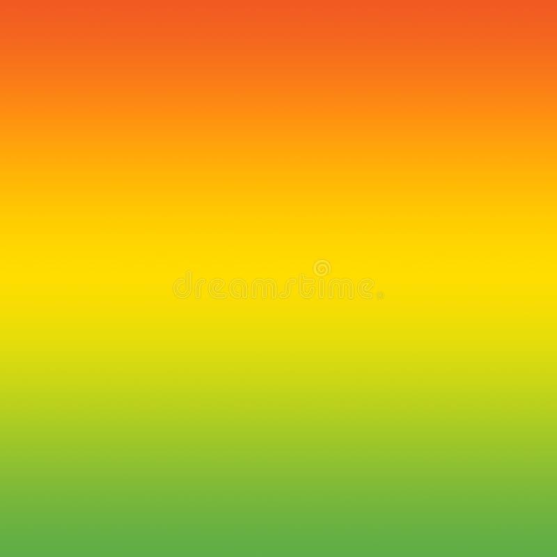 Abstrakcjonistycznego Wielo- koloru Zamazany Gradientowy Minimalny tło ilustracji