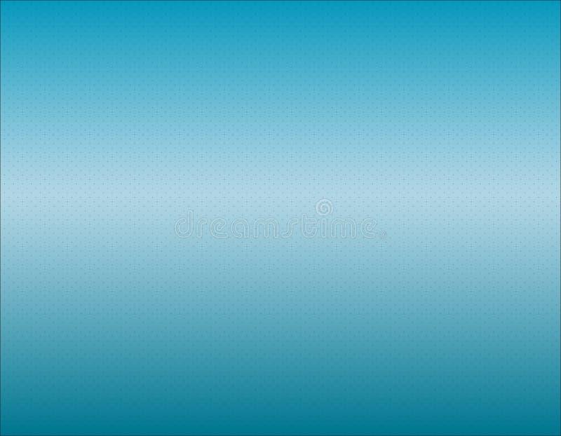 Abstrakcjonistycznej błękitnej gradientowej sztuki tła geometryczny projekt ilustracja wektor