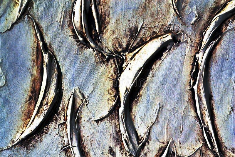 Abstrakcjonistycznej tynk tekstury ścienny obraz fotografia stock