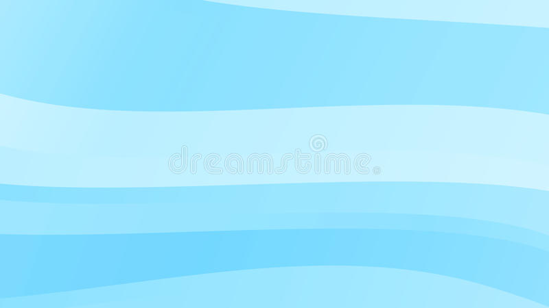 Abstrakcjonistyczni błękitni lampasy tapetowi royalty ilustracja