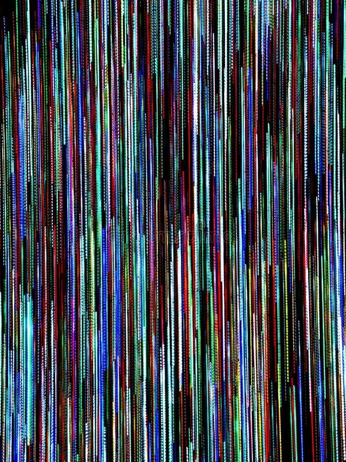 abstrakcjonistyczni kolorowi światła zdjęcia royalty free