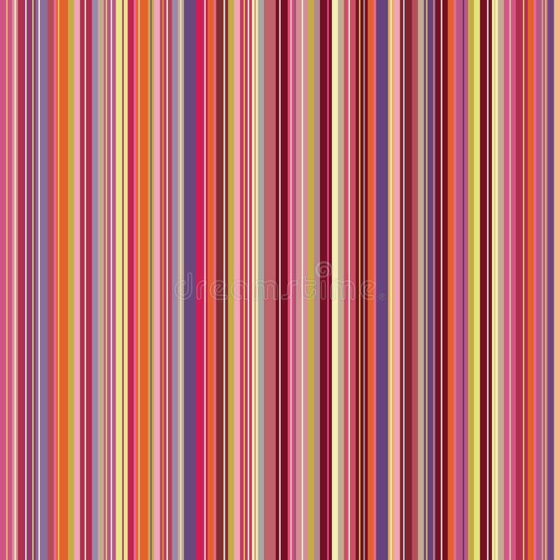 abstrakcjonistyczni kolorowi deseniowi lampasy ilustracji