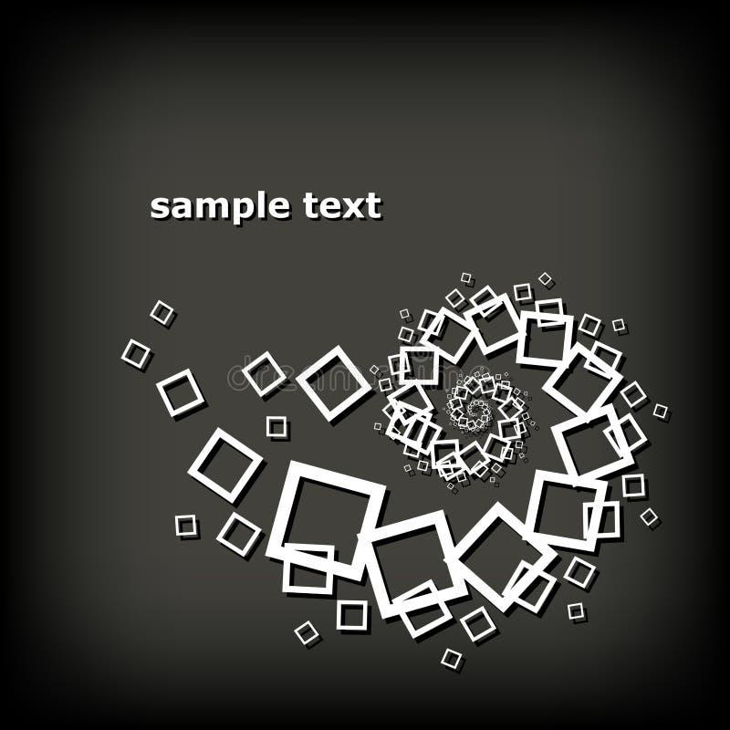 abstrakcjonistyczni kształty ilustracji