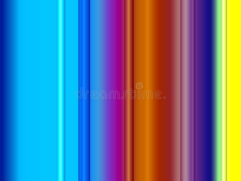 Abstrakcjonistyczni lśnienie kolory, linie, iskrzasty tło, grafika, abstrakcjonistyczny tło i tekstura, ilustracja wektor