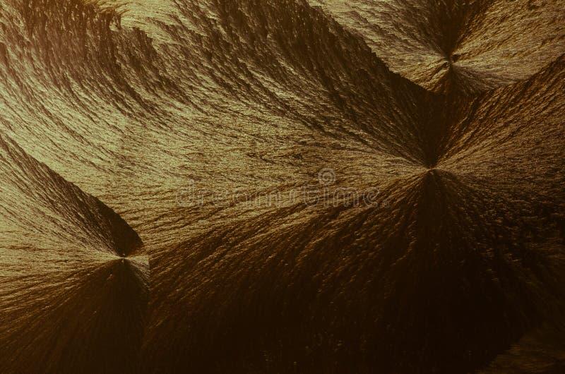 Abstrakcjonistyczni lodowaci kwiaty w mroźnym okno obrazy stock