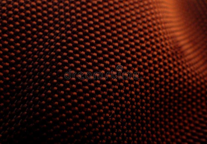 Abstrakcjonistyczni Tekstylni włókna zdjęcie stock