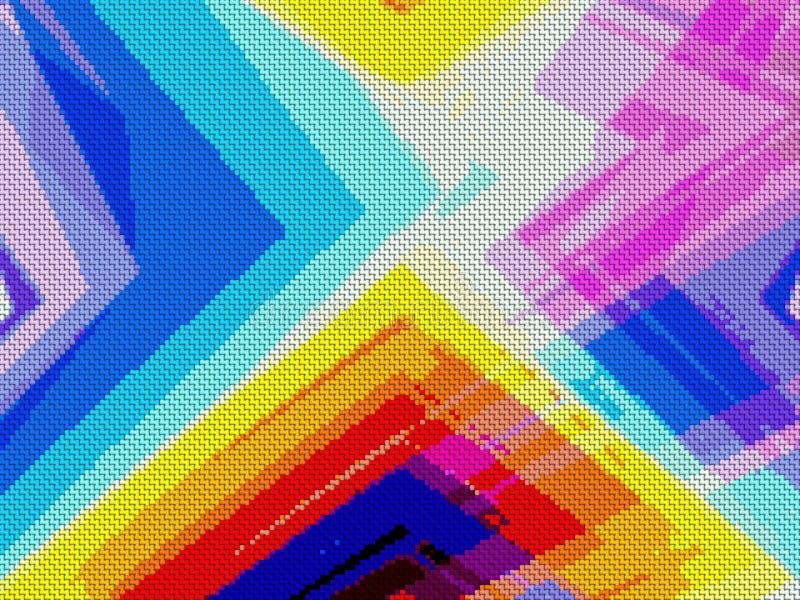Abstrakcjonistyczni tkaniny tekstury t?a zdjęcia stock