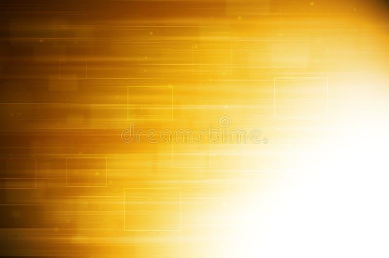 Download Abstrakcjonistyczny żółty Techniki Tło Ilustracji - Ilustracja złożonej z digitalis, błysk: 53785457