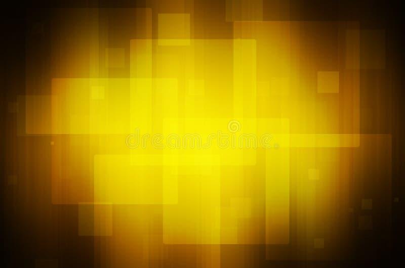 Download Abstrakcjonistyczny żółty Technologii Tło Zdjęcie Stock - Obraz złożonej z fies, digitalis: 53781720