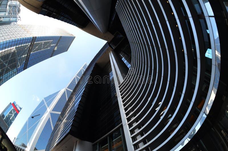 abstrakcjonistyczny architektoniczny zdjęcie royalty free