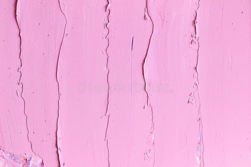 Abstrakcjonistyczny atristic nafciany tło Oleje na kanwie zdjęcie stock