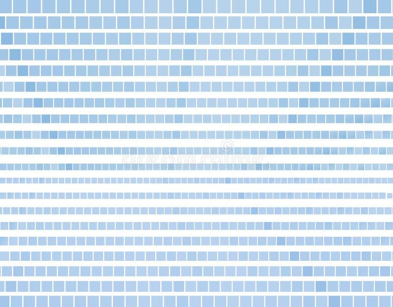 Download Abstrakcjonistyczny Błękita Kwadrata Wzór, Piksel Kropkuje Mozaikę Ilustracja Wektor - Ilustracja złożonej z geometryczny, tło: 53788818