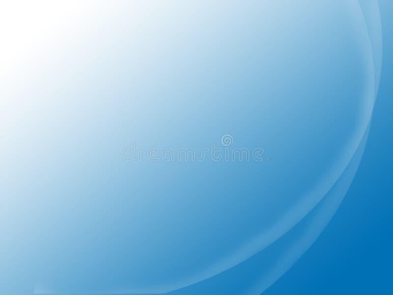 Abstrakcjonistyczny błękitny tło lub tekstura, dla wizytówki, projekta tło z przestrzenią dla teksta obraz royalty free