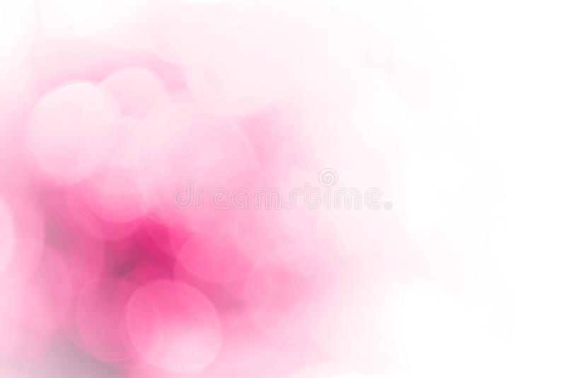 Abstrakcjonistyczny bokeh wzór, tła fotografia stock