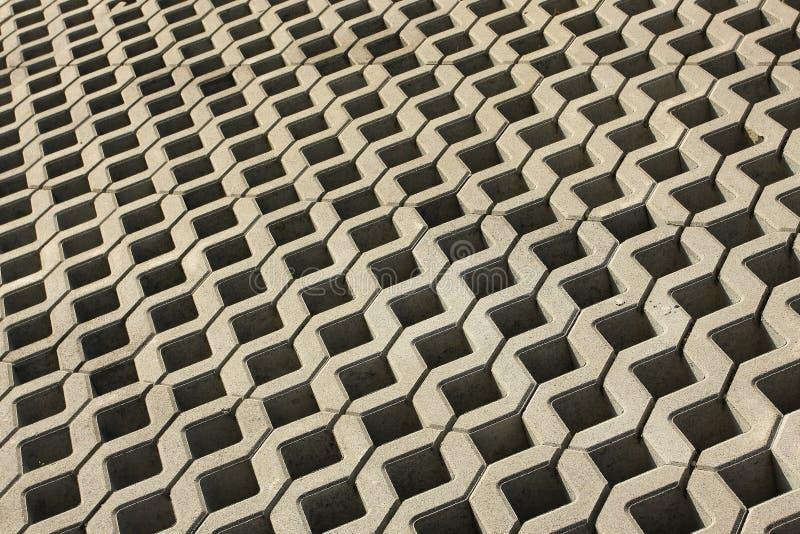 abstrakcjonistyczny cementowy bruk zdjęcie stock