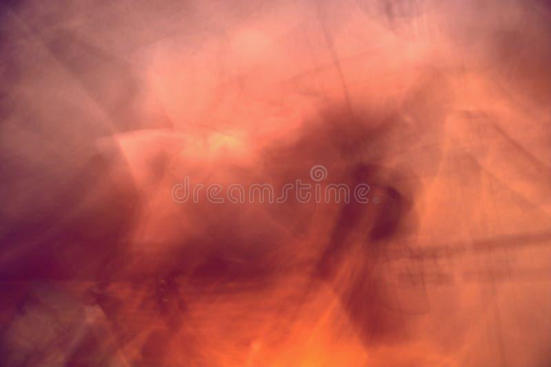 Abstrakcjonistyczny ciekły rozjarzony tło royalty ilustracja
