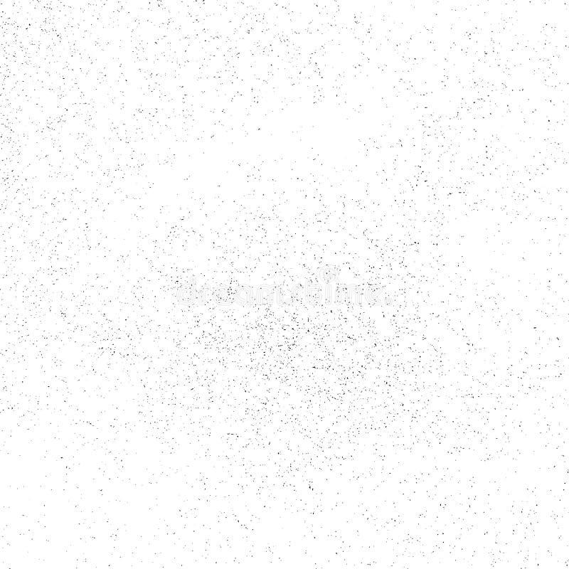 Abstrakcjonistyczny cierpienia tło, Sztukateryjny Grunge, cement Lub beton, royalty ilustracja