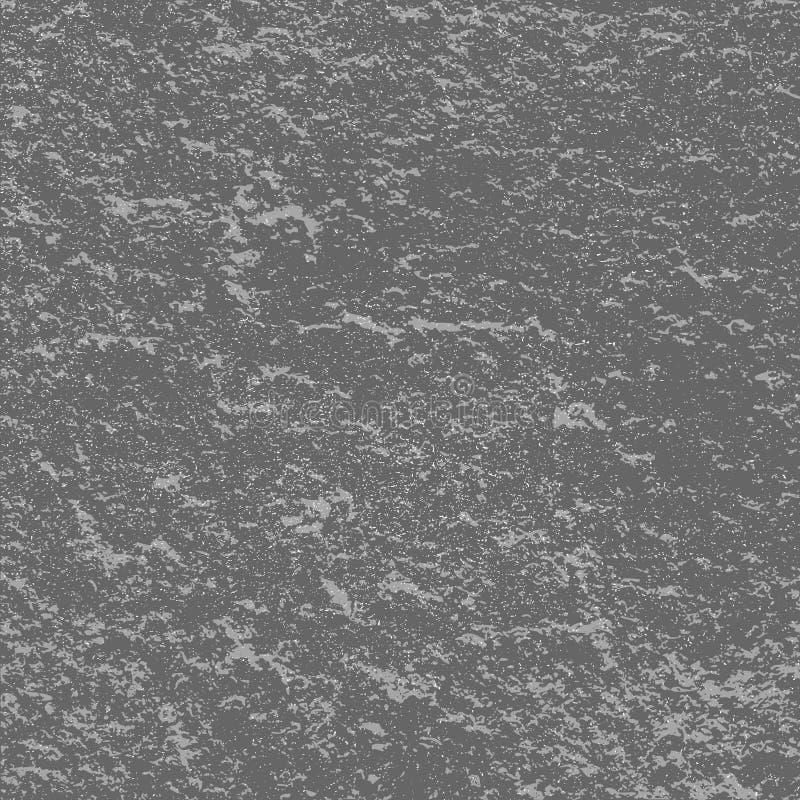 Abstrakcjonistyczny cierpienia tło, Sztukateryjny Grunge, cement Lub beton, ilustracja wektor