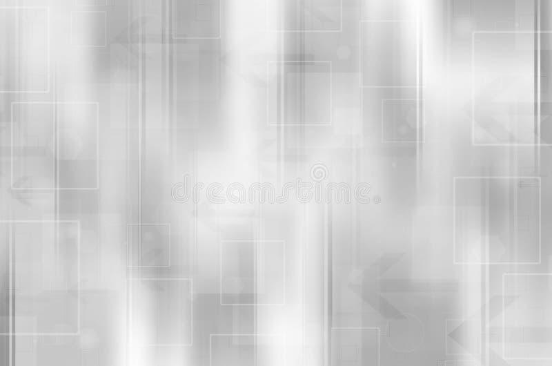 Download Abstrakcjonistyczny Czarny I Biały Techniki Tło Ilustracji - Ilustracja złożonej z biznes, energia: 53783539