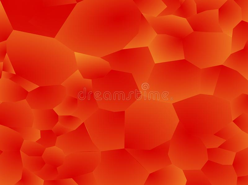 Abstrakcjonistyczny czerwony ember tła tekstury gradientu wzór ilustracji