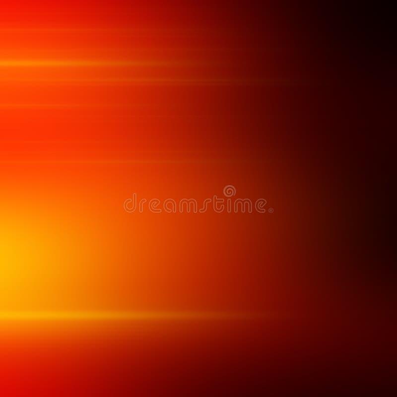 Abstrakcjonistyczny czerwony tło lub boże narodzenie papier ilustracji