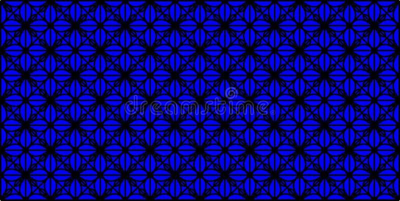 abstrakcjonistyczny deseniowy bezszwowy wektor tło abstrakcjonistyczna tapeta royalty ilustracja