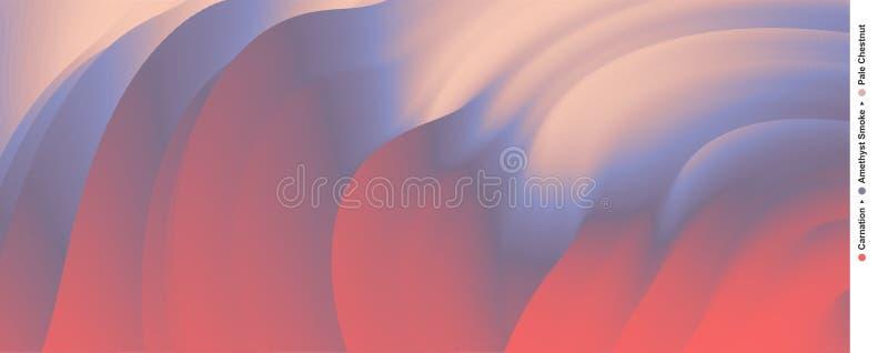 8 abstrakcjonistyczny dodatkowy t?a dynamicznego skutka eps format Ruchu wektoru ilustracja Modni gradienty Mo?e u?ywa? dla rekla royalty ilustracja