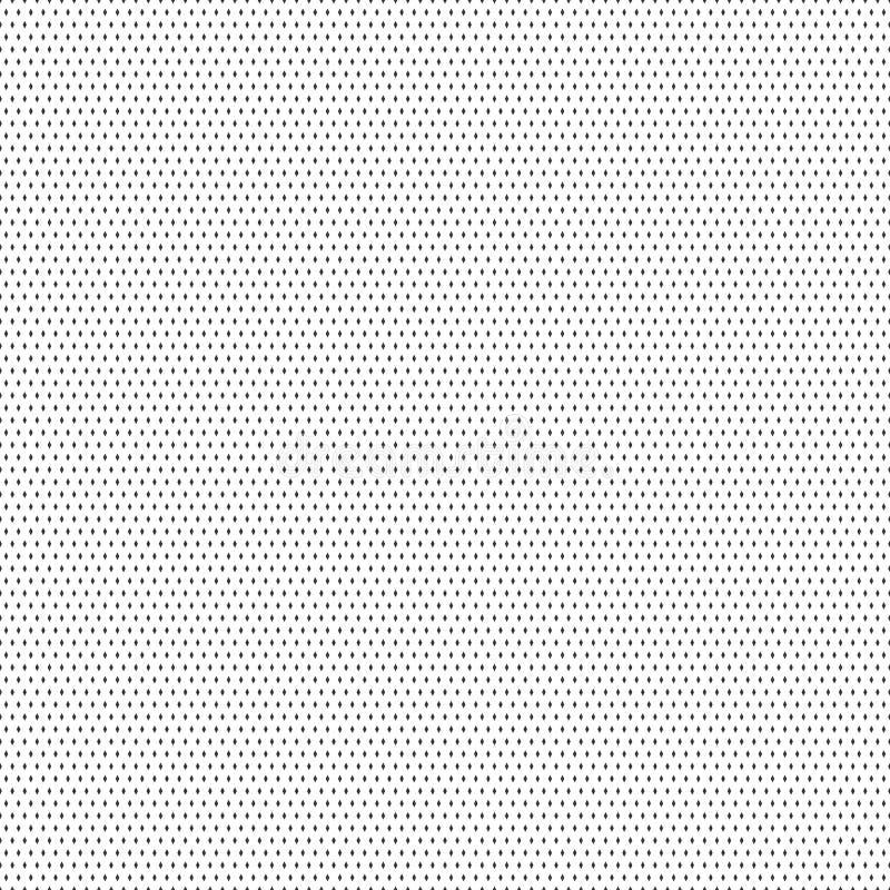 Abstrakcjonistyczny geometryczny bezszwowy wzór od diamentów, rhombus Kratownica, siatka, siatki tło ilustracji
