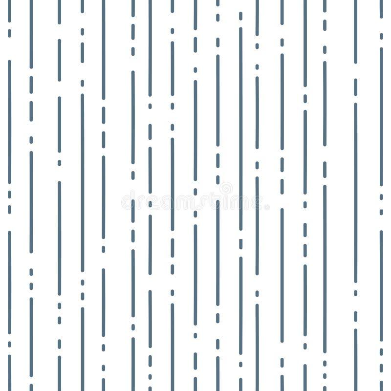 Abstrakcjonistyczny geometryczny tło z zmrok kropkować liniami wektor ilustracji