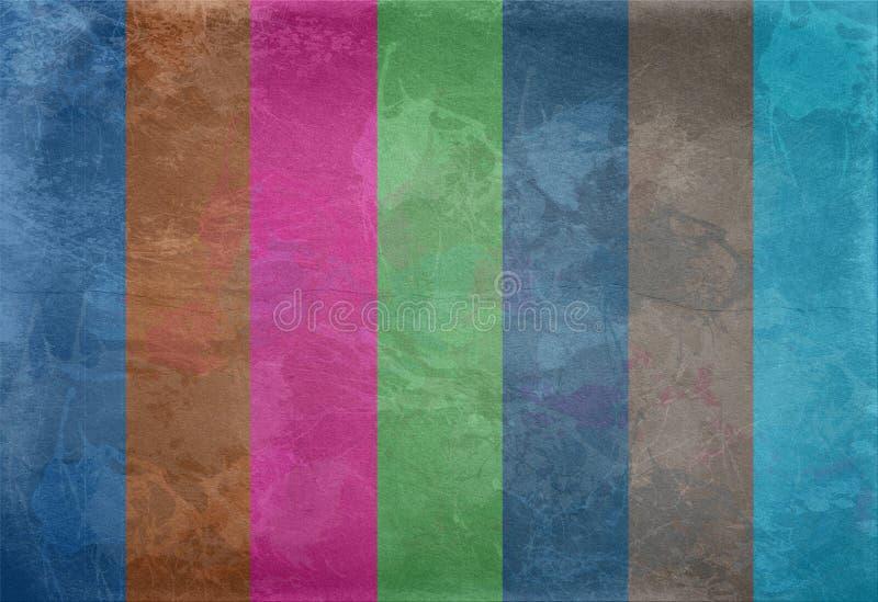 Abstrakcjonistyczny Grunge stylu koloru wzoru tło obrazy stock