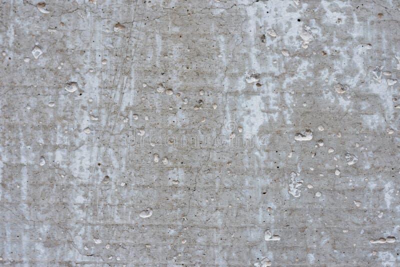 Abstrakcjonistyczny grunge szaro?? betonu tekstury t?o zdjęcie royalty free