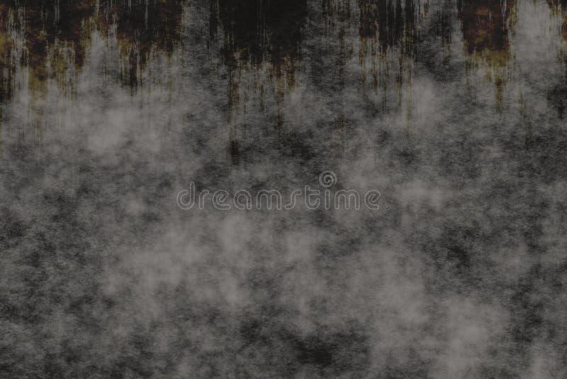 Abstrakcjonistyczny Grunge tło royalty ilustracja