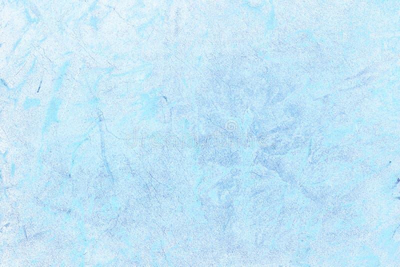 Abstrakcjonistyczny horyzontalny lazurowy tło obraz stock