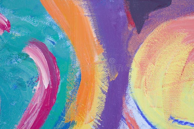 abstrakcjonistyczny Jupiter zdjęcie stock