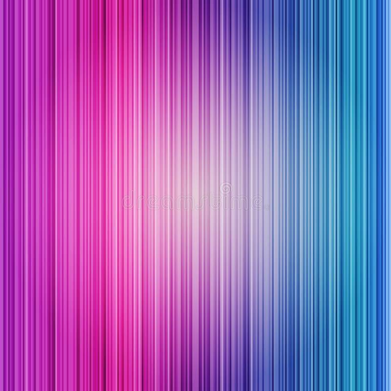 Abstrakcjonistyczny Kolorowy Błyszczący Wektorowy tło royalty ilustracja
