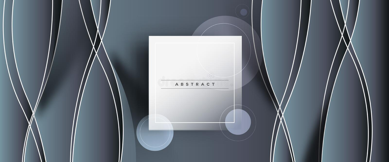 Abstrakcjonistyczny kolorowy deseniowy projekt i tło Używa dla nowożytnego projekta, pokrywa, plakat, szablon, broszurka, dekoruj ilustracja wektor