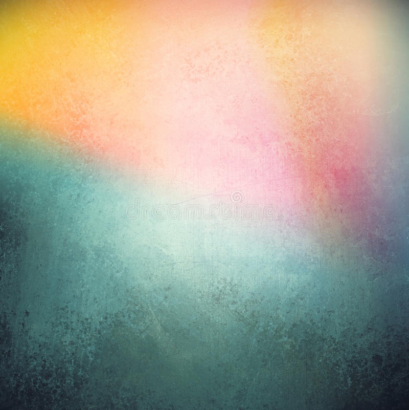 Abstrakcjonistyczny kolorowy tło fotografia royalty free