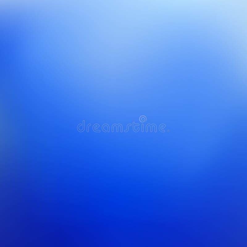 Abstrakcjonistyczny kolorowy zamazany gradientowy siatka wektoru tło Eleme ilustracja wektor