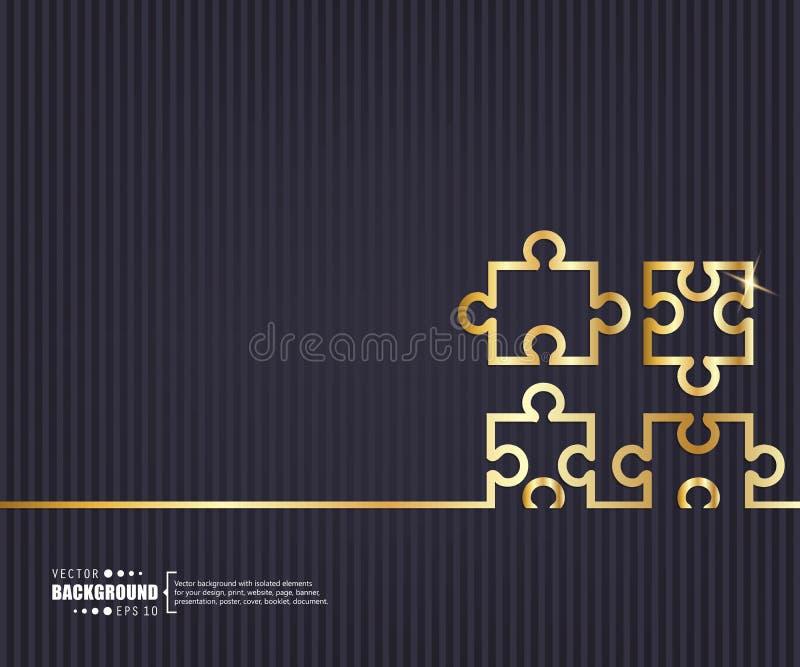 Abstrakcjonistyczny Kreatywnie pojęcie wektoru tło Dla sieci i wiszącej ozdoby zastosowań, ilustracyjny szablonu projekt, biznes royalty ilustracja