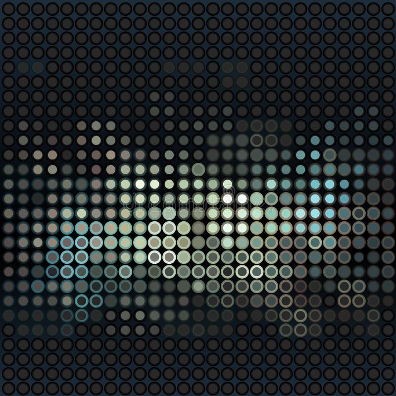 Download Abstrakcjonistyczny lampas ilustracja wektor. Ilustracja złożonej z abstrakt - 13325681