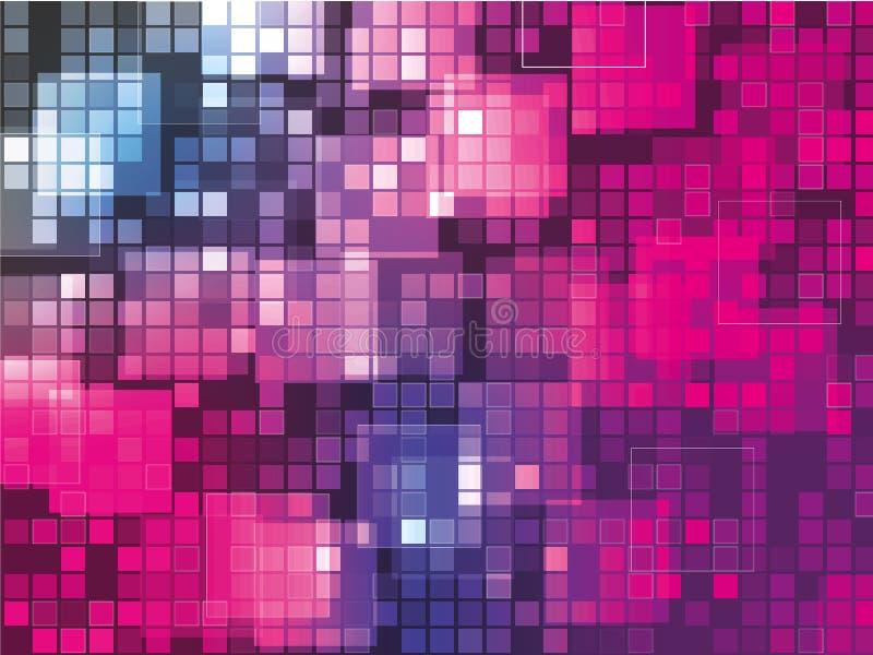 Download Abstrakcjonistyczny Mozaiki Tło Ilustracja Wektor - Obraz: 33269171